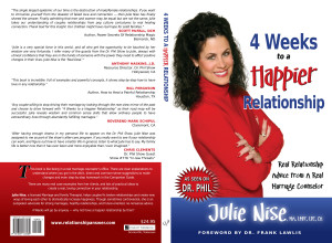 four weeks-julie nise FULL COVER